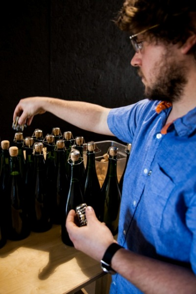 Tastemaker Wes Mickel of Argus Cidery | Elizabeth Winslow for Camille Styles