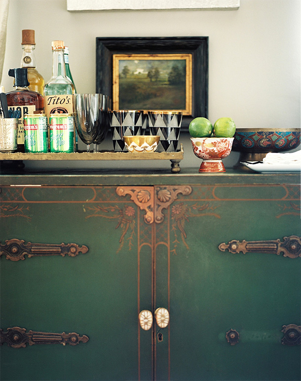 Bring it Home Bar Console | Fuji Files for Camille Styles