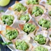Guacamole Cups | Best Avocado Recipes | Camille Styles