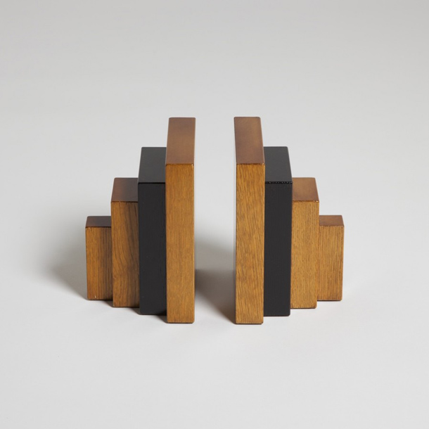 Slowdownjoe Bookends | Claire Zinnecker for Camille Styles