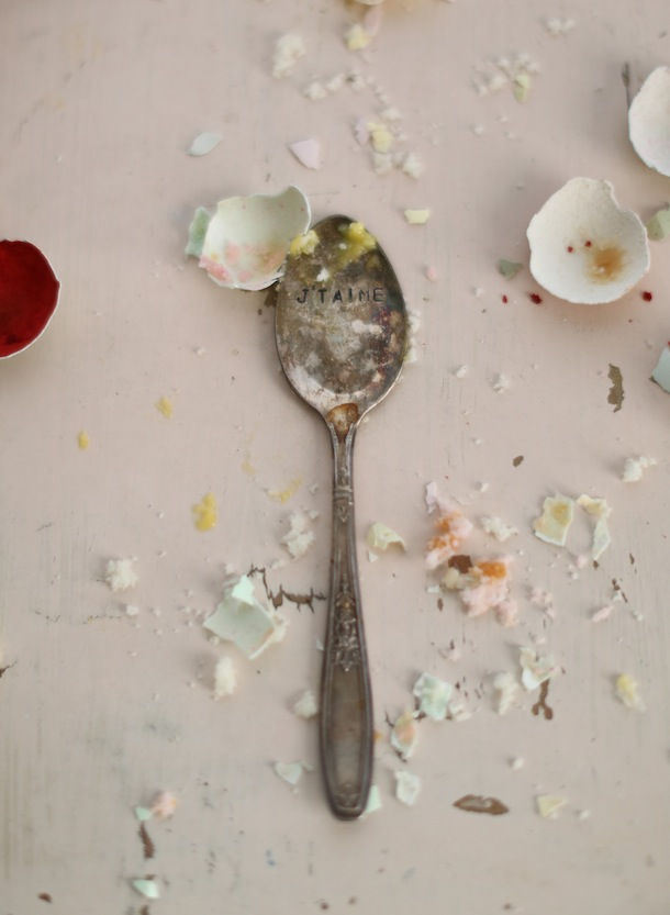 Easter Egg Cake, Elizabeth Messina | Camille Styles