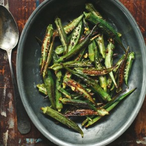 okra recipes