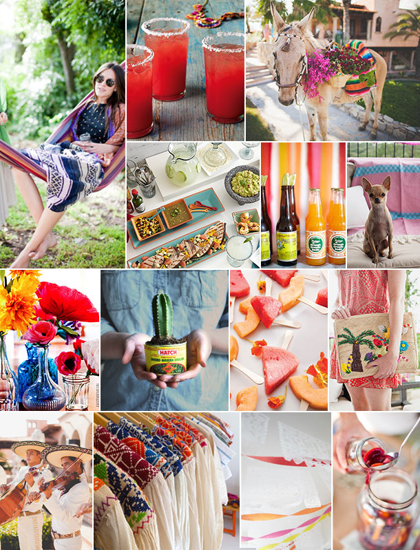 Cinco de Mayo | Fiesta Party Inspiration | Camille Styles