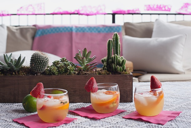 Cinco de Mayo Party | Photos by Melanie Grizzel for Camille Styles