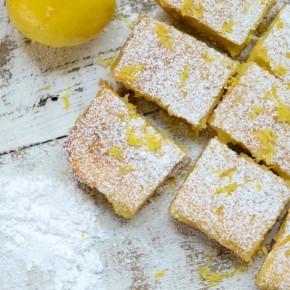 Lemon Bars Recipe | Forgiving Martha for Camille Styles