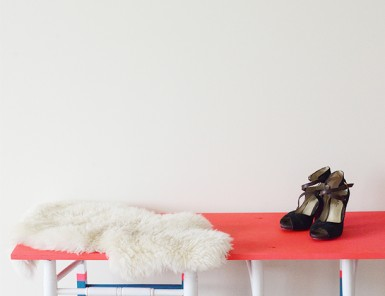 DIY Bench   Claire Zinnecker for Camille Styles