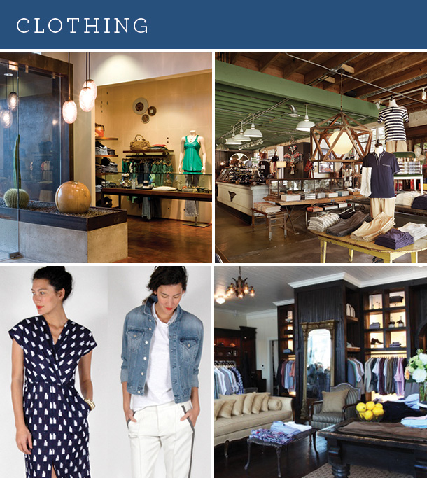 Camille clothing store Clothing stores