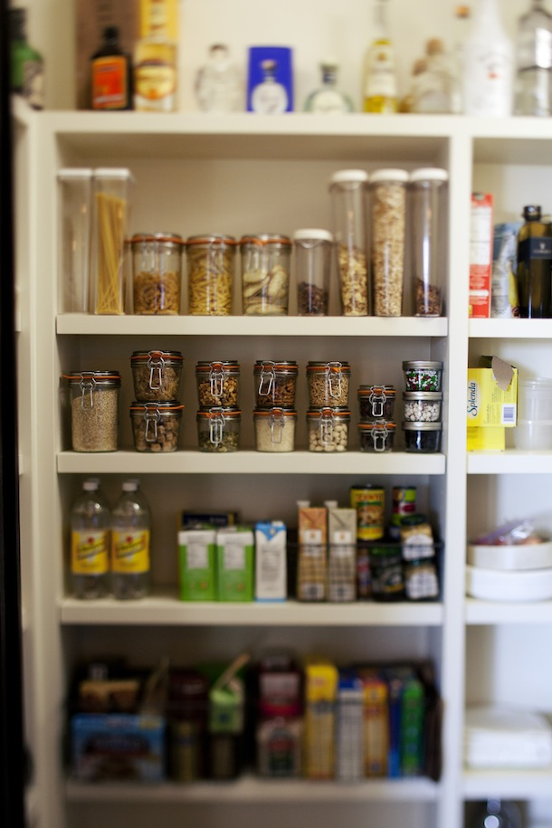 Organized Pantry, photo by Paige Newton | Camille Styles