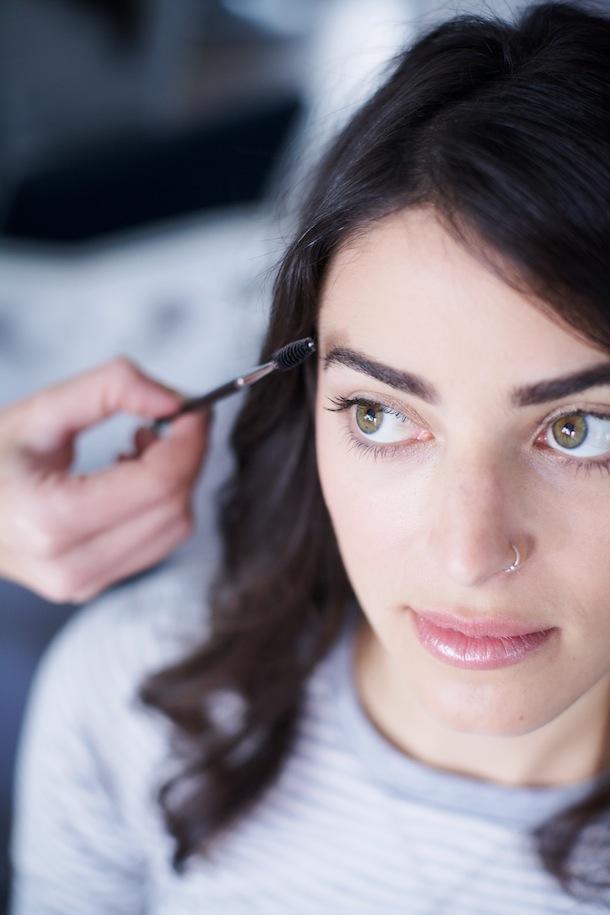 Pretty Simple :: Raise an Eyebrow - Camille Styles