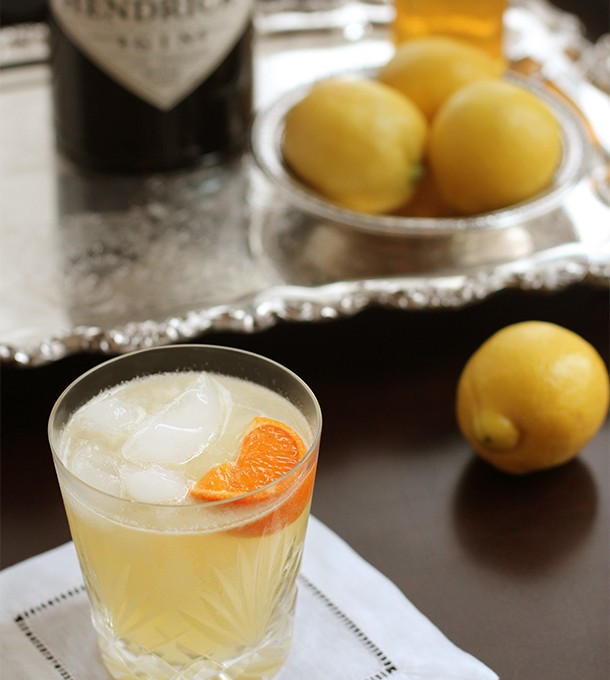 Prohibition Era Cocktail Recipe | Camille Styles