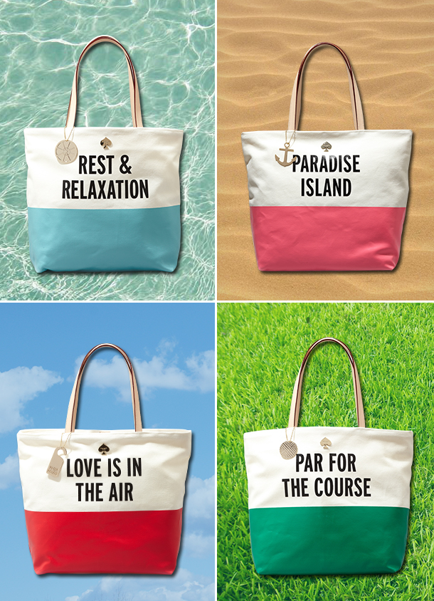 Giveaway :: Kate Spade New York Getaway Bags! - Camille Styles