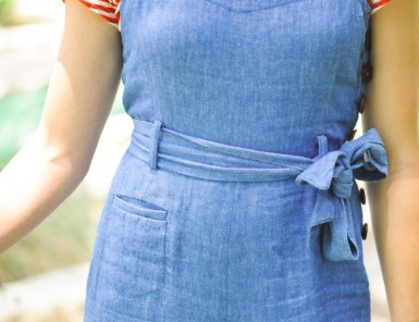 How to Wear Jumpsuits | Grown-up Shoes for Camille Styles