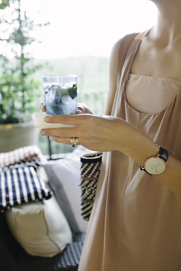 Summer Crush Cocktail shot by Wynn Myers | Camille Styles