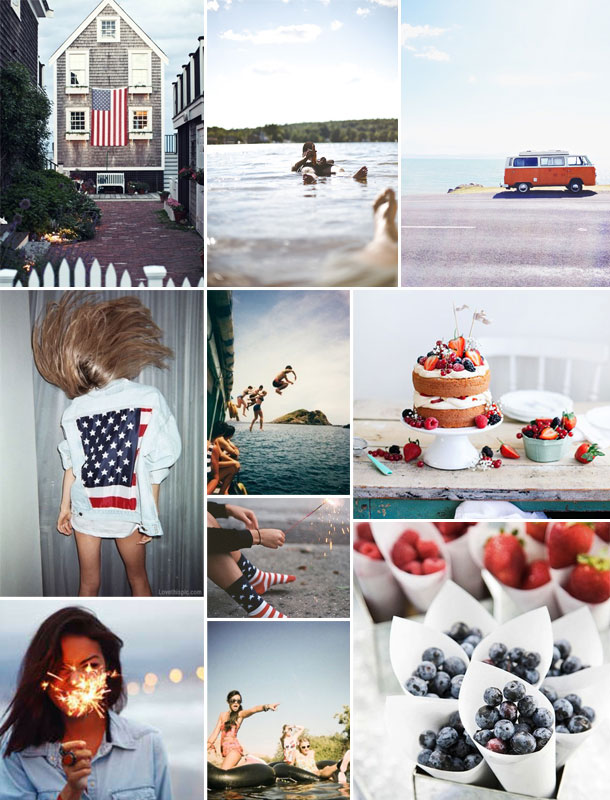 Fourth of July Inspiration | Camille Styles