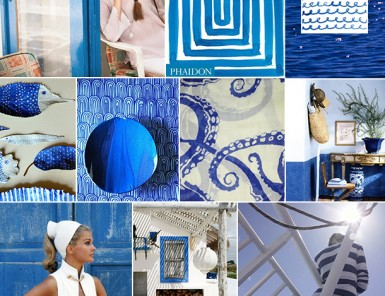 Grecian Inspiration Board | Camille Styles