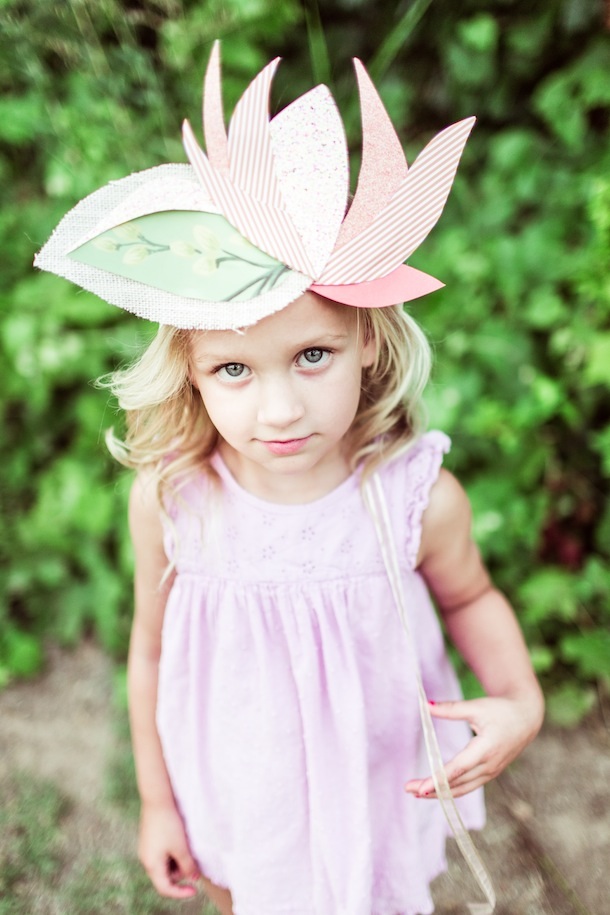 Paper Crowns by Sweet Louise Photography | Camille Styles