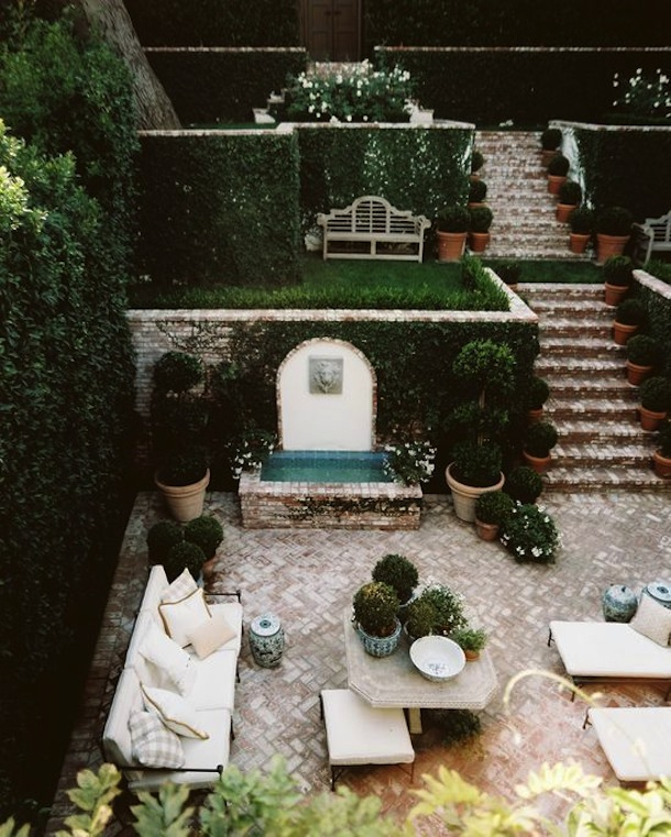 Hollywood Hills Garden | Camille Styles