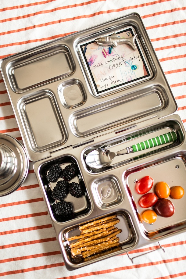 DIY back-to-school lunchbox notes   Carrie Ryan for Camille Styles