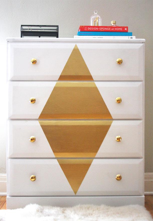 Dresser transformé par Claire Zinnecker | Camille Styles