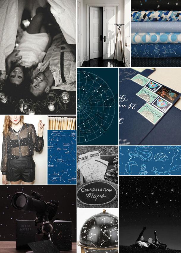 Stargazing Inspiration | Camille Styles