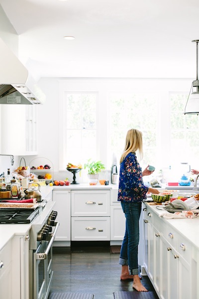 Entertaining with Catherine McCord | photos by Mary Costa for Camille Styles