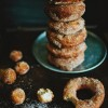 Apple Cider Donuts | 10 Best Apple Desserts | Camille Styles
