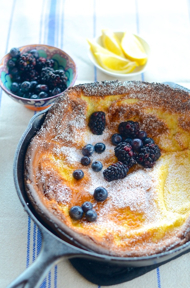 Blueberries Baby Food Recipe