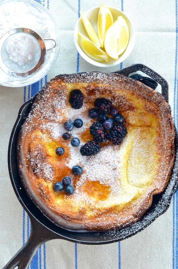<em>Tuesday Tastings ::</em> Dutch Baby Pancake