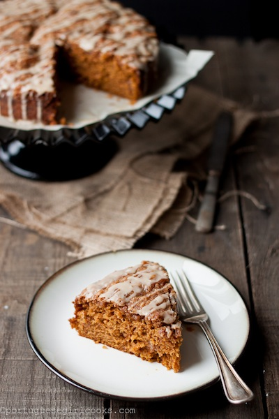 Pumpkin Streusel Coffee Cake | 10 Best Pumpkin Recipes | Camille Styles