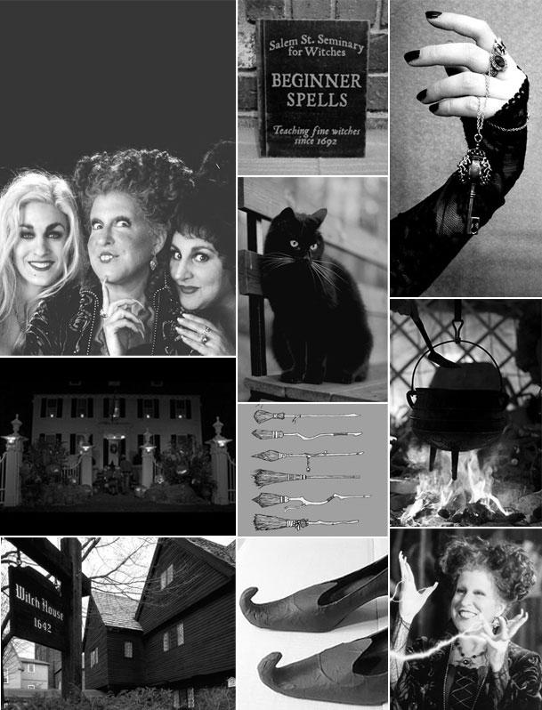Hocus Pocus Halloween Inspiration | Camille Styles