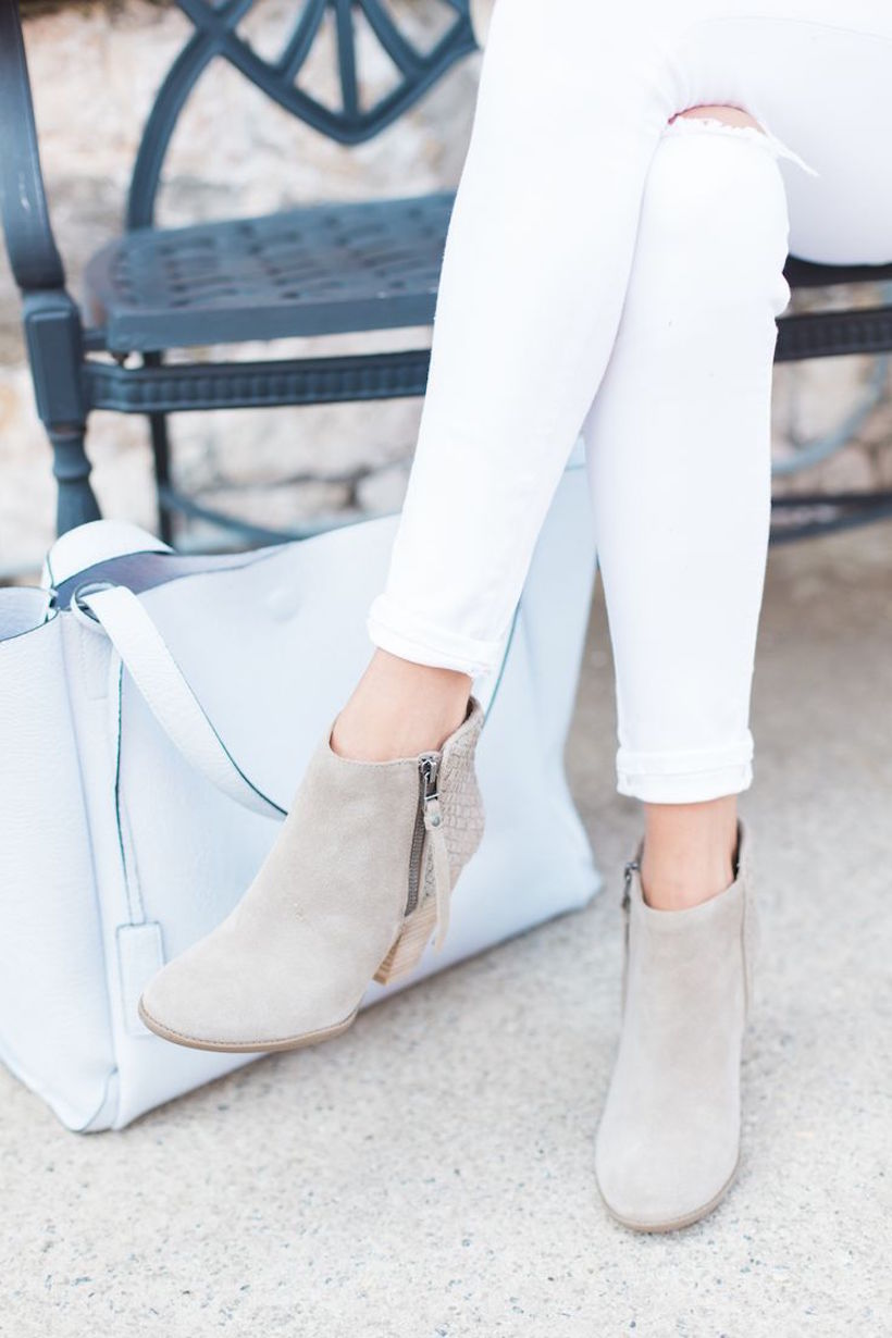11 Best Ankle Booties // Camille Styles