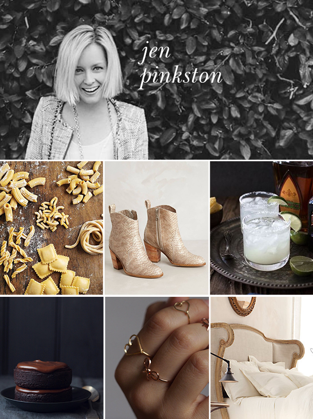 Editors' Essentials with Jen Pinkston | Camille Styles
