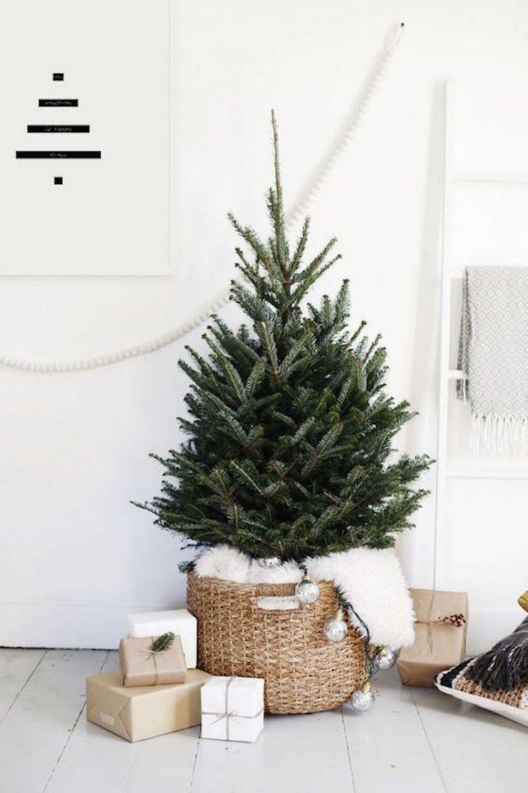 best simple minimal christmas trees