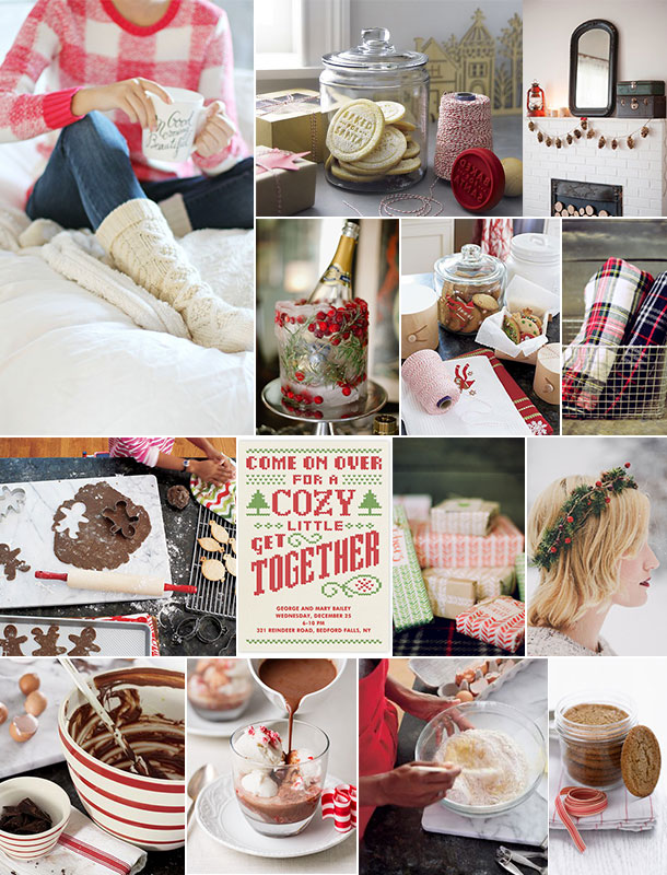 Cookie Swap Inspiration Board | Camille Styles