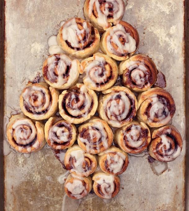 Gluten Free Cinnamon Rolls by Beth Manos Brickey | Camille Styles