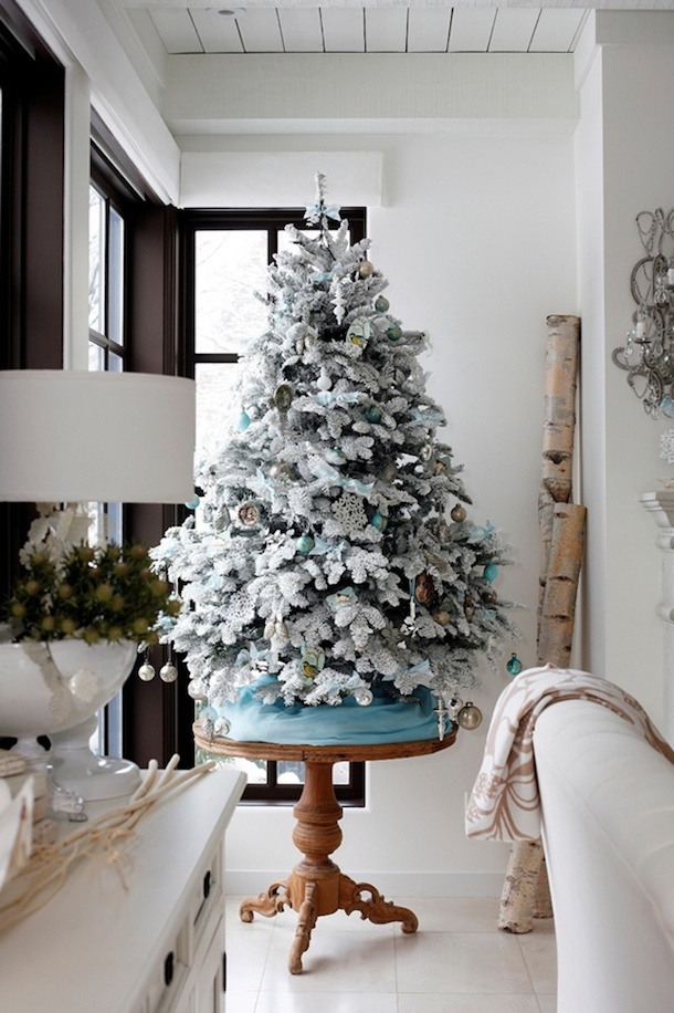 10 best christmas trees camille styles for A common decoration for the top of the tree