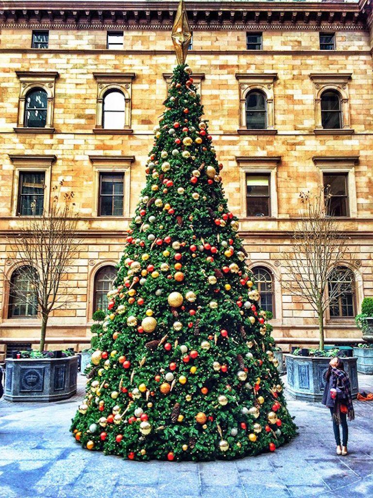 new york palace christmas tree best christmas tree