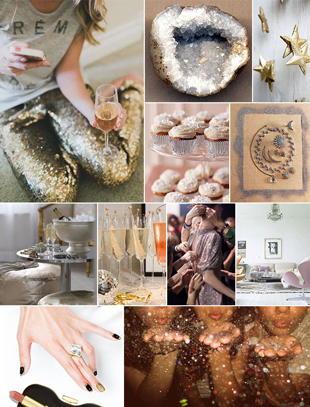Geode New Year's Inspiration | Camille Styles