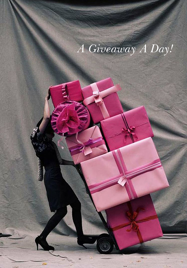 A Giveaway A Day! | Camille Styles