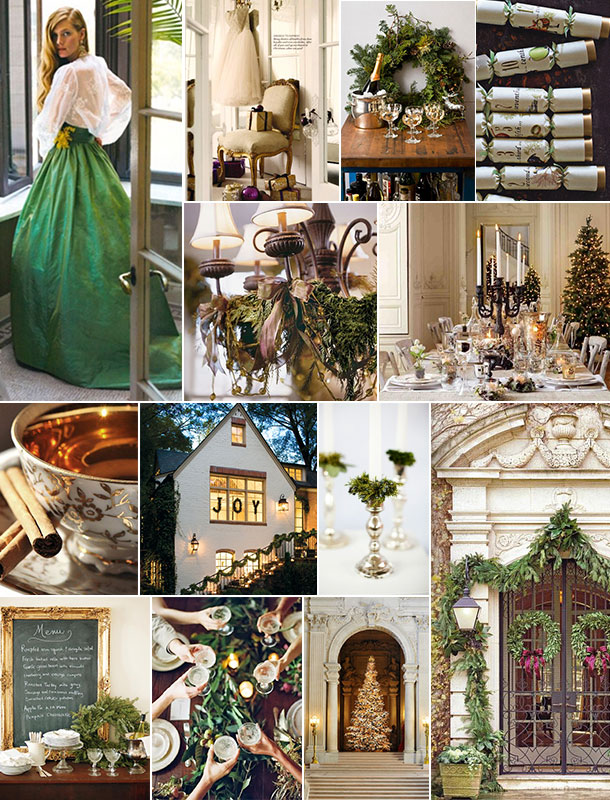 Touch of Shimmer Holiday Inspiration | Camille Styles