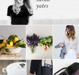 Editors' Essentials with Sarah Yates | Camille Styles