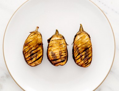 Miso Glazed Eggplant | A House in the Hills for Camille Styles
