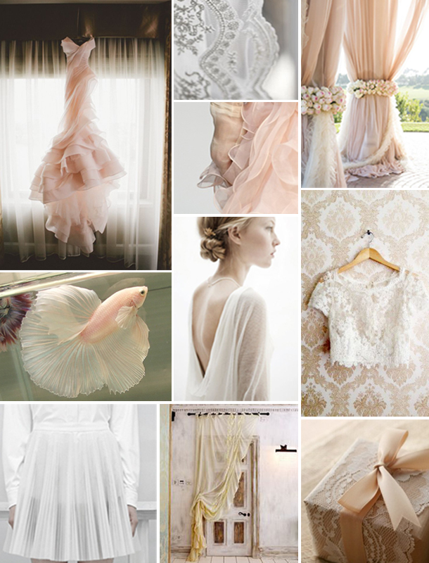 Sheer Inspiration Board | Camille Styles