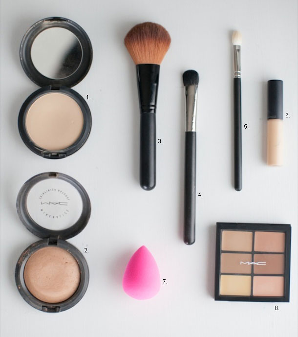 How to wear concealer by Martha Lynn Kale | photos by Kate Stafford for Camille Styles