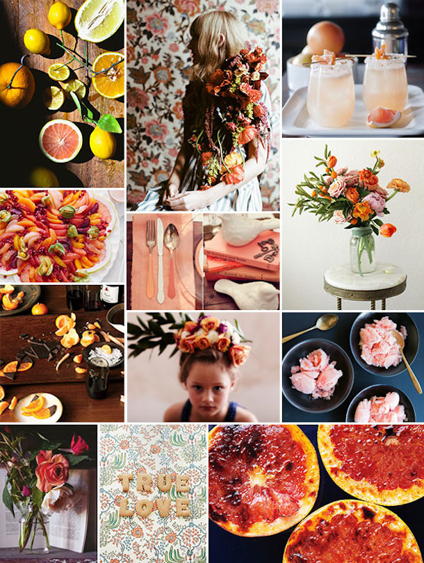 Grapefruit Inspiration | Camille Styles