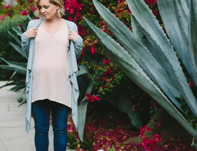 Winter Pastels by Jen Pinkston | Photos by Mary Costa | Camille Styles
