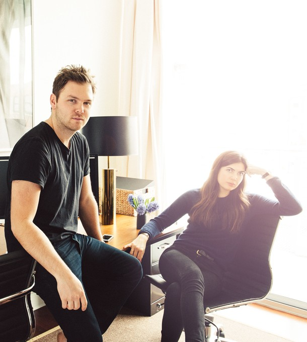 Love + Work: Miller and Jana Mobley | Camille Styles | Photography by Guerin Blask and Miller Mobley