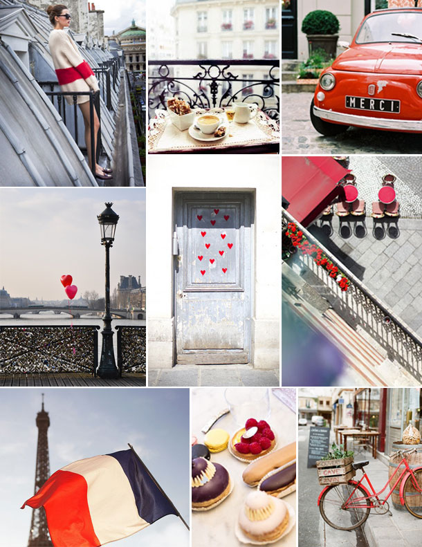 Paris Inspired Valentine's Inspiration | Camille Styles