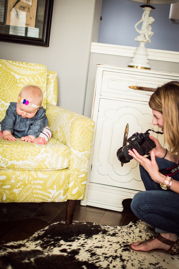 Little Things: Kids Photography Tips | Carrie Ryan for Camille Styles
