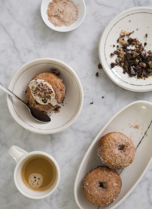 How to Make Perfect Donuts at Home, photos by Buff Strickland | Camille Styles